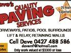 Daves Quality Paving