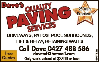 25 Years Experience