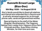 Kenneth Ernest Large (Bizo-Doc)