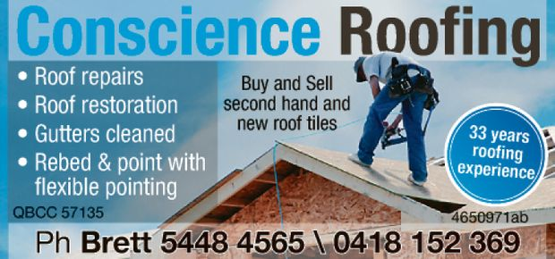 33 years roofing