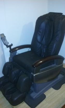 3D Intelligent Detecting Health Massage Chair for sale. This chair gets me moving comfortably again...