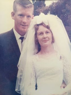 Neville & Daphne Beeston are pleased and excited to celebrate their 50th Wedding Anniversary today....