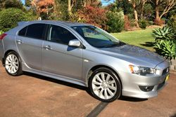MITSUBISHI Lancer VRX,