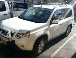 NISSAN XTrail 2010 diesel, automatic, $17,400. Roof racks, tow bar, bull bar, only 89,600kms. Pho...