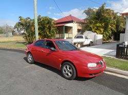 ALFA ROMEO, 1999, auto, 141,796klms, mint condition inside and out, well maintained, leather inte...