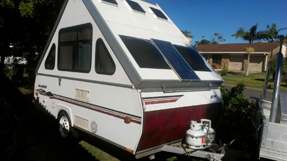 2001   With full annex   Portable A/C   Portaloo   New Tyres Brakes, Bearings &am...