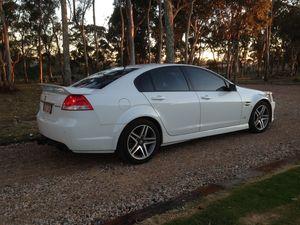 2012 Holden SV6