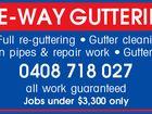 RITE-WAY GUTTERING