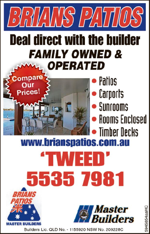 Deal direct with the builder