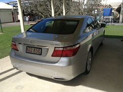 2006 LS460 LEXUS, immaculate condition, with RWC, one owner, registered to 21/1/17. $20,000. Phon...