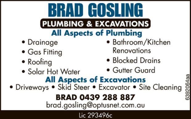 Brad 0439 288 887