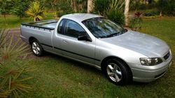 Silver, Soft tonneau, auto, 6 months rego, 521COZ, 100,000 km reconditioned motor