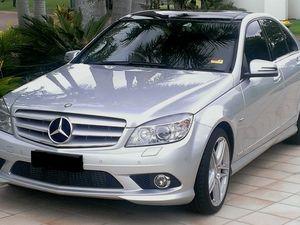 Mercedes C250 CGI AMG Sedan