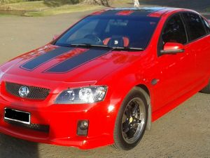 2007 VE SV6 COMMODORE
