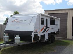 2014 Jayco Starcraft 17.58-3 Outback Offroad Caravan. Build date 11/2014.  Tare 1905.   ATM 2380.  J...