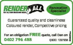 Renovation Specialist For an obligation FREE quote, call Dan on 0402 796 488 QBCC: 1227206 6398293aa...