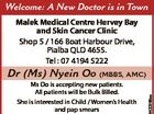 WELCOME : A NEW DOCTOR IN TOWN