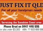 JUST FIX IT QLD