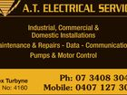 A.T. ELECTRICAL SERVICE