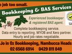 Bookkeeping & BAS Services