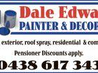 Dale Edwards Painter & Decorator