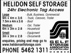 HELIDON SELF STORAGE