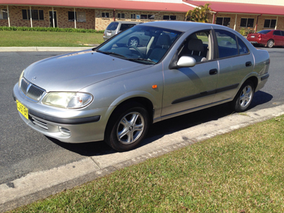 Good reliable car,5Speed Manual,Shiny paint,Dual Airbags,Cold Air Con,Power Options,Serviced and...