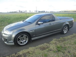 2011 VE series 2 SV6 ute