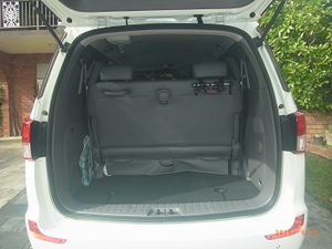 7-Seat People-mover Ssangyong Stavic SPR