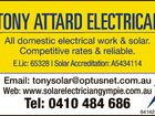 Tony Attard Electrical