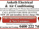Anketh Electrical & Air Conditioning