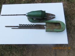 Atom, plus wood drills, $125
