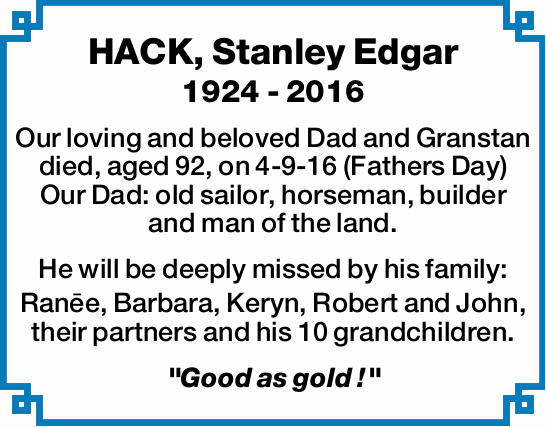 1924 - 2016