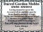 Darrel Gordon Mobbs