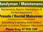 Handyman / Maintenance