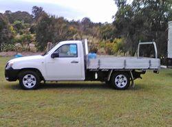 2010 Mazda BT50 diesel utility, manual, one owner, low kms, original tyres, a/c, tradies pack, re...