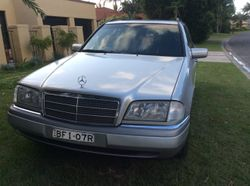 Automatic, air-con, CD player,  petrol, economical, 7.4 litres per 100km on long trips.   Good condi...