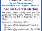 Notice of Meeting