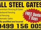 All Steel Gates