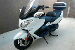 BURGMAN Scooter 650cc -