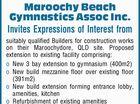 Maroochy Beach Gymnastics Assoc Inc.