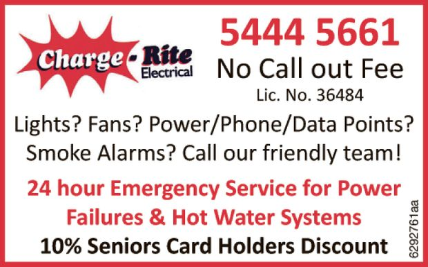 Charge-rite Electrical