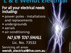 L & E Wendt Electrical