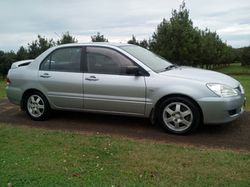 2006 Mitsubishi Lancer 2.4L