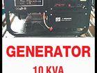 GENERATOR 10 KVA