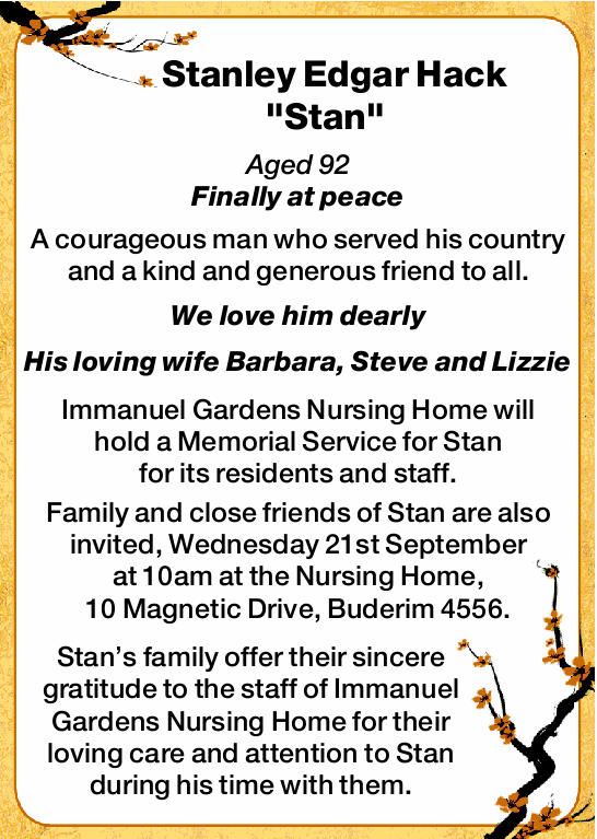 Aged 92