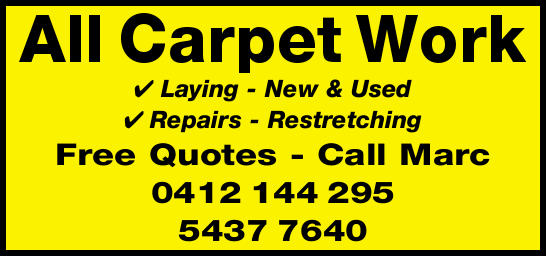 HOLDENS CARPETS