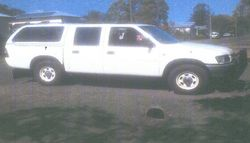 HOLDEN Rodeo LX, 1998, 4x4 dual cab, canopy, near new tyres, bull bar, tow bar + many extras, VGC...