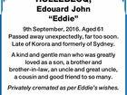 "HOLLEBECQ, Edouard John ""Eddie"""
