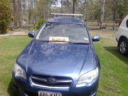 2007 SUBARU LIBERTY AWD, Auto, Rego April/17, 111,283klms, tinted windows, roof racks, Excellent...